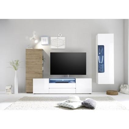 Seksjon Vicenza - Høyglanslakk - Moderne Design