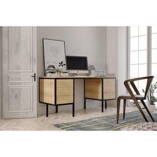 Skrivebord Elverum 160 cm Trefiner