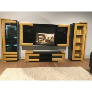 TV benk Corino 192 cm med hylle