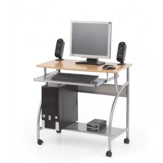 Skrivebord Runo 80 cm med hjul