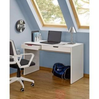 Skrivebord Simo 120 cm Hvit