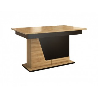 Spisebord Areno 140-228 cm - Lys eik