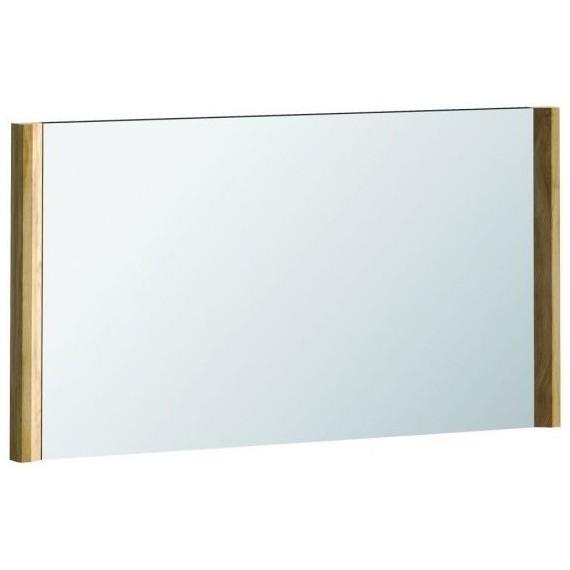Magento Toalettbord 140 cm - Lakkert eik - med speil