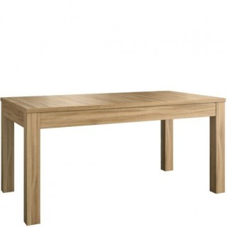 Spisebord Magento 160 - 355 cm - Lakkert Eik