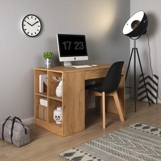Skrivebord Danton 120 cm - Eikelook