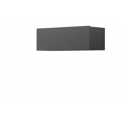 Veggskap Join 90 cm - Trelook - Grafitt - Hvit - Vegghengt