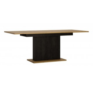 Spisebord Adile 140x200 cm - Trelook - Mørk Betong