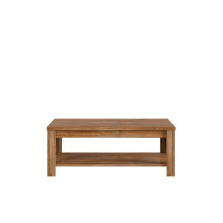 Sofabord Gent 130x50 cm - Rustikk - Eikelook