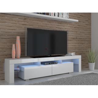 TV-Benk Square 190 cm - LED - Mediabenk