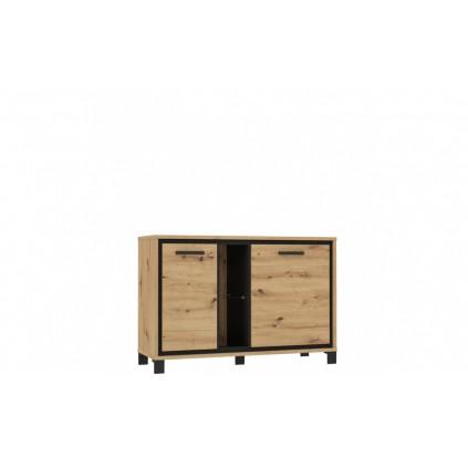 Skap Trond 120 cm - Trelook