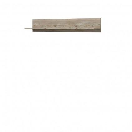 Vegghylle Manta 120 cm - Furu
