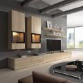 Tv-seksjon Ravenna 270 cm - Trelook