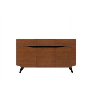 Mer omSkjenk Disona 162x92 cm - Brun - Svart