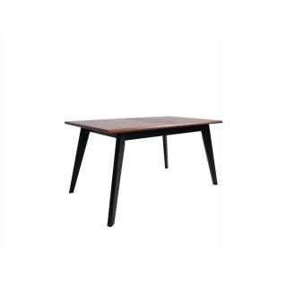 Mer omSpisebord Disona 150-200 cm - Brun - Svart