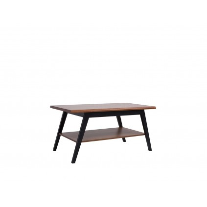 Sofabord Disona 110x54,5 cm - Brun - Svart
