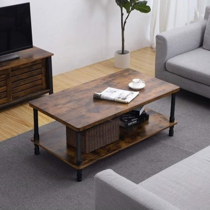 Sofabord Myre 110x45 cm - Trelook