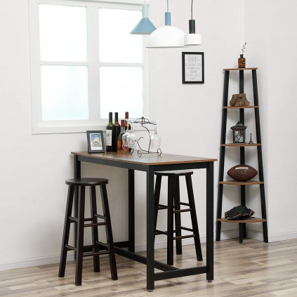 Spisebord Tolga 120x90 cm - Industriell stil