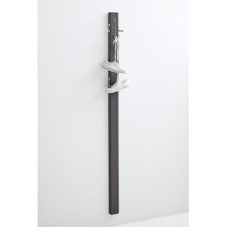Knagg Savio 10x185 cm - Grå
