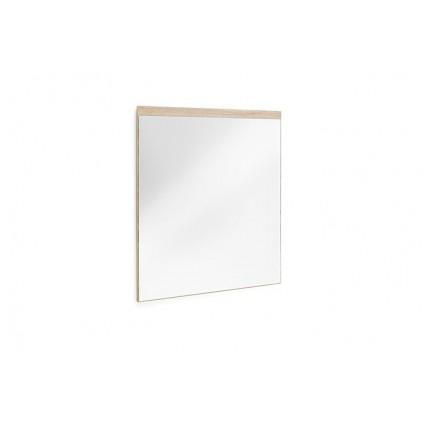 Speil Cali 75x87 cm - med eikedekor