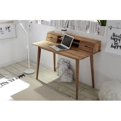 Skrivebord Melbourne 110x90 cm - Trelook