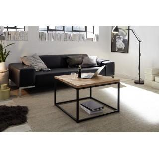 Sofabord Sakura 70x45 cm - Trelook - Svart