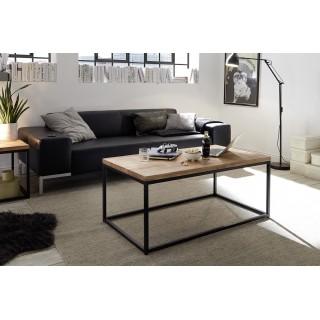 Sofabord Sakura 110x45 cm - Trelook - Svart