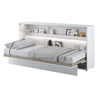 Skapseng Bed Concept 90 x 200 - Veggseng - Skapseng- Hvit høyglans