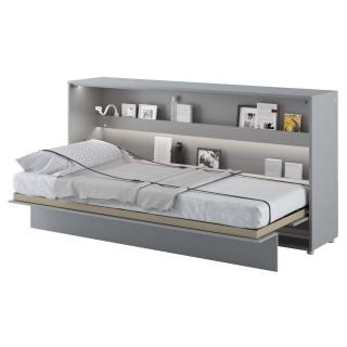 Veggseng Bed Concept 90 x 200 - Skapseng - Grå matt