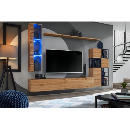 Seksjon Switch 250x170 cm - Naturlook