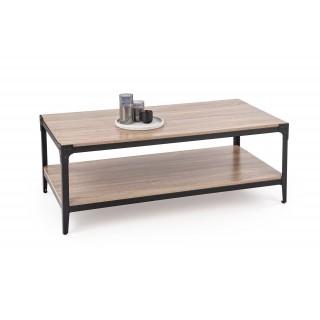 Sofabord Ariza 120x45 cm - Svart - Trelook