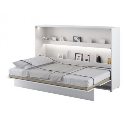 Skapseng Bed Concept 120 x 200 - Veggseng - Skapseng - Hvit matt