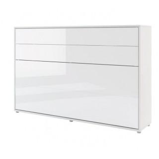 Skapseng Bed Concept 120 x 200 - Veggseng - Skapseng - Hvit Høyglans