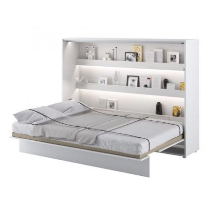 Skapseng Bed Concept 140 x 200 - Veggseng - Skapseng - Hvit matt