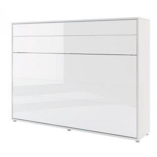 Skapseng Bed Concept 140 x 200 - Veggseng - Skapseng - Hvit høyglans