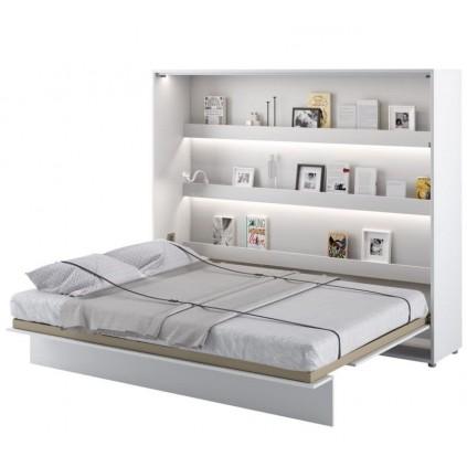 Skapseng Bed Concept 160 x 200 - Veggseng - Skapseng - Hvit høyglans