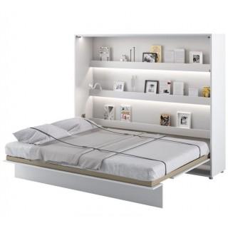 Skapseng Bed Concept 160 x 200 - Veggseng - Skapseng - Hvit matt