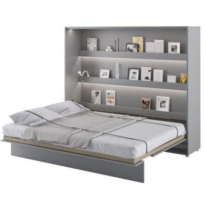 Skapseng Bed Concept 160 x 200 - Veggseng - Skapseng - Grå matt
