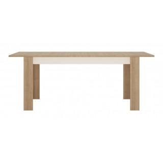 Spisebord Dailon 160 - 200 cm - Eikelook