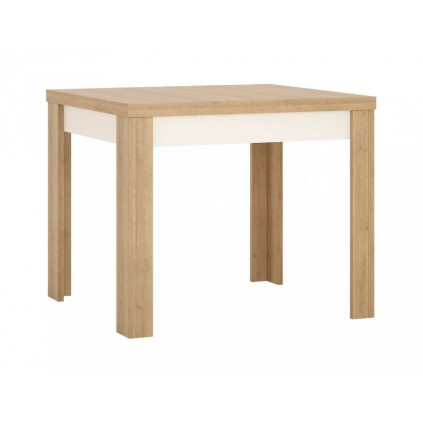Spisebord Dailon 90 - 180 cm - Eikelook