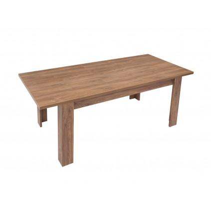 Spisebord Gent 160 - 200 -240 cm - Eikelook
