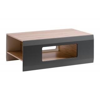 Sofabord Clif 100 cm - Trelook - Grafitt
