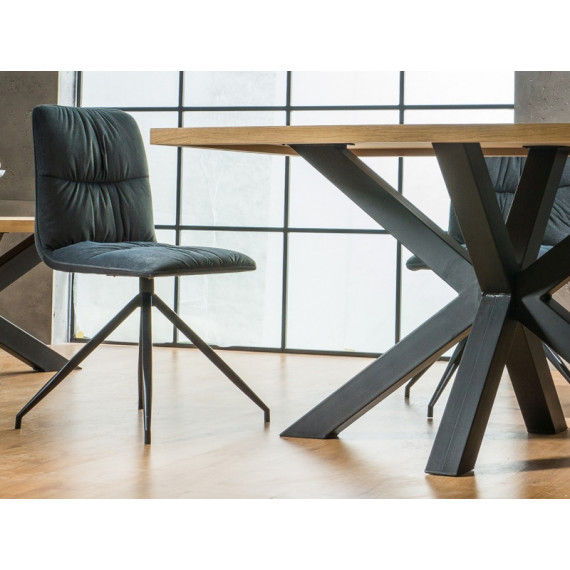 Spisebord Crosso 150 cm - Eikefiner